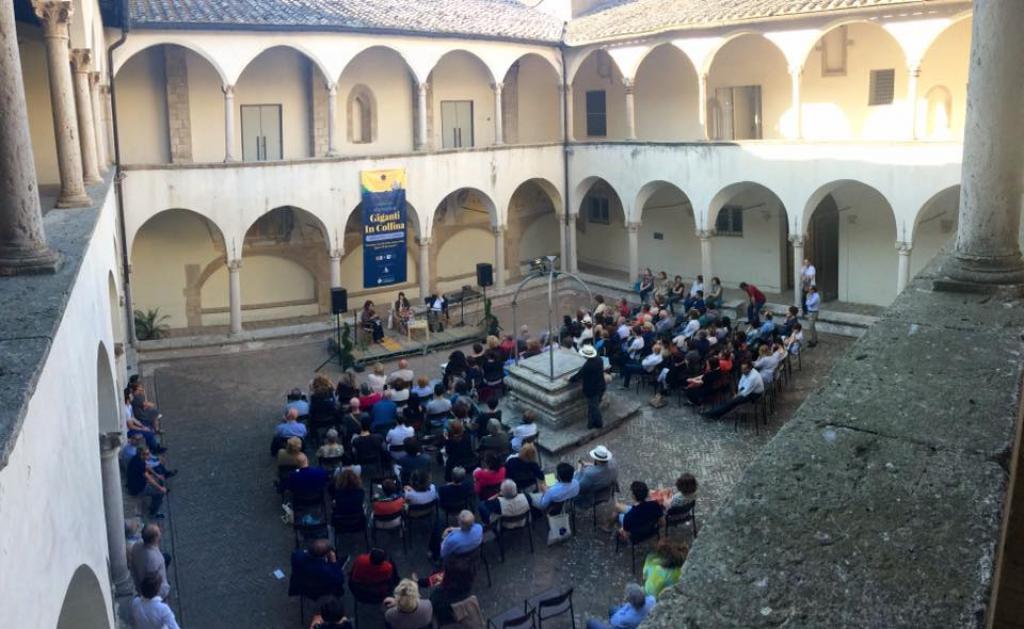 Evento al Chiostro Boccarini - Ciclopica 2017